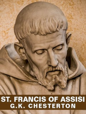 cover image of St. Francis of Assisi