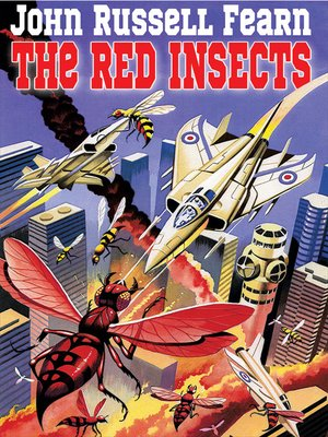 cover image of The Red Insects
