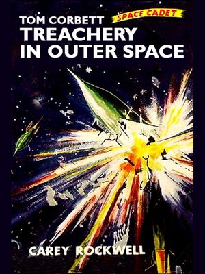 cover image of Treachery in Outer Space