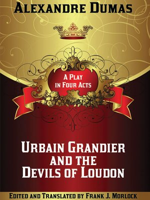 cover image of Urbain Grandier and the Devils of Loudon