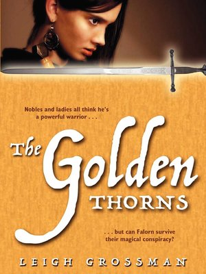 cover image of The Golden Thorns