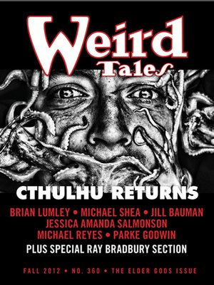 cover image of Weird Tales, Volume 360