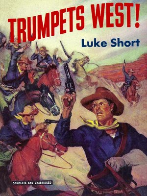 cover image of Trumpets West!