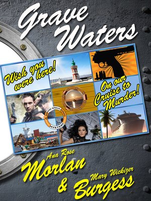 cover image of Grave Waters