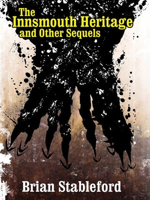cover image of The Innsmouth Heritage and Other Sequels