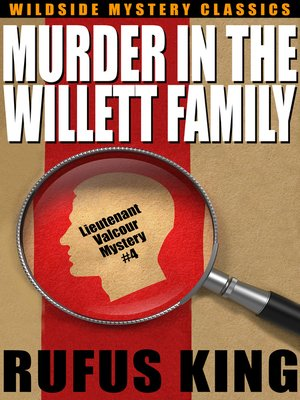 cover image of Murder in the Willet Family