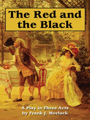 cover image of The Red and the Black