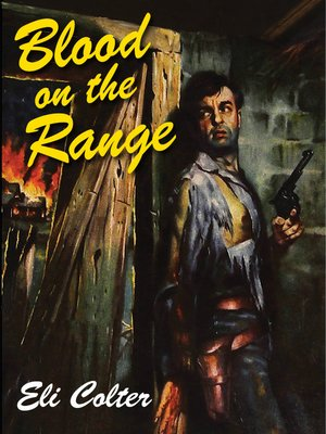 cover image of Blood on the Range