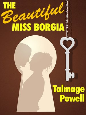 cover image of The Beautiful Miss Borgia