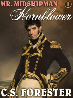 cover image of Mr. Midshipman Hornblower