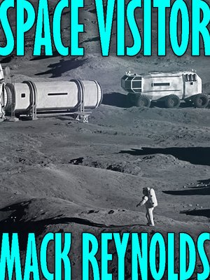 cover image of Space Visitor