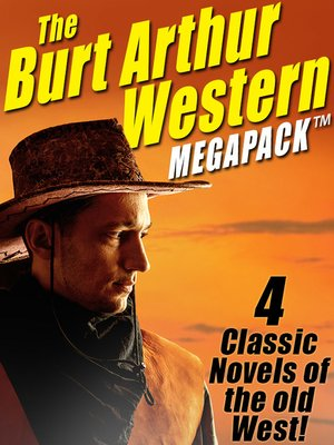 cover image of The Burt Arthur Western Megapack