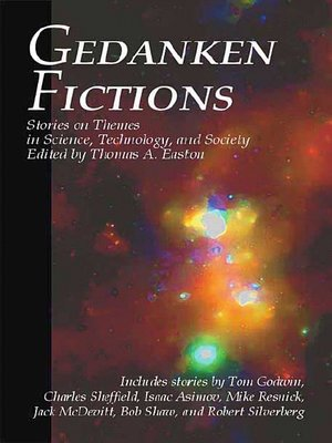 cover image of Gedanken Fictions