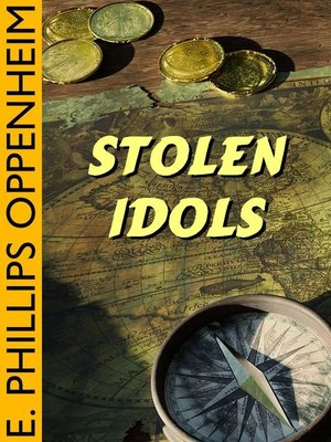 cover image of Stolen Idols