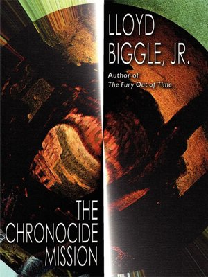 cover image of The Chronocide Mission