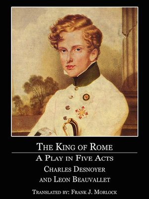 cover image of The King of Rome