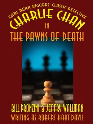 cover image of Charlie Chan in The Pawns of Death