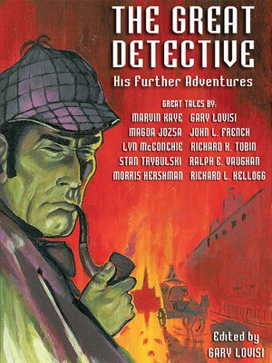 cover image of The Great Detective