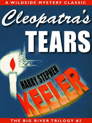 cover image of Cleopatra's Tears