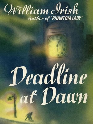 cover image of Deadline at Dawn