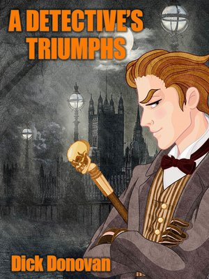 cover image of A Detective's Triumphs