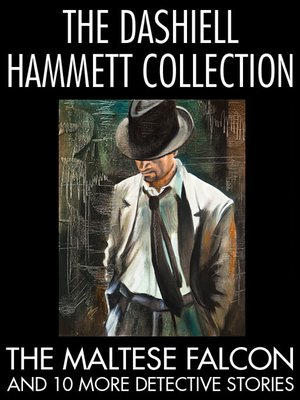 cover image of The Dashiell Hammett Collection