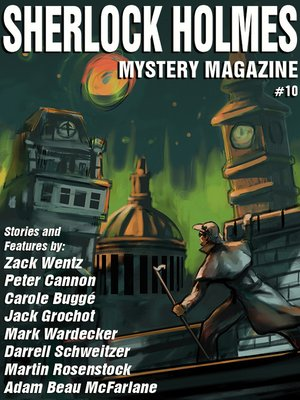 cover image of Sherlock Holmes Mystery Magazine, Volume 10