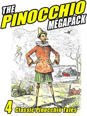 cover image of The Pinocchio Megapack
