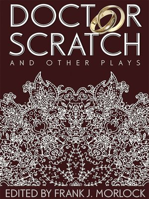 cover image of Doctor Scratch and Other Plays