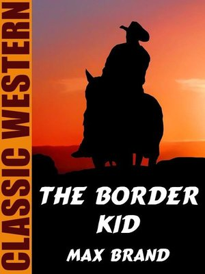 cover image of The Border Kid