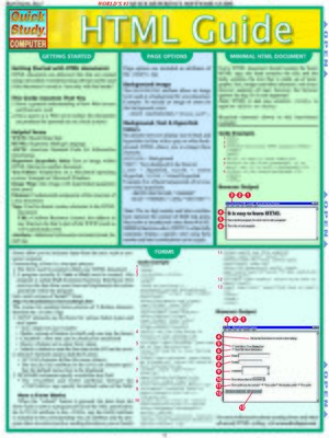 cover image of HTML Guide