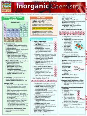 cover image of Inorganic Chemistry