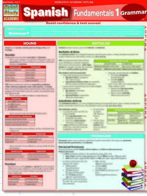 cover image of Spanish Fundamentals 1