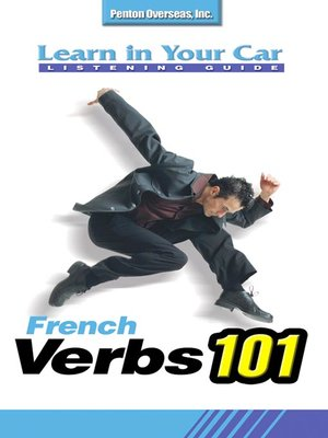 cover image of Learn in Your Car French Verbs 101