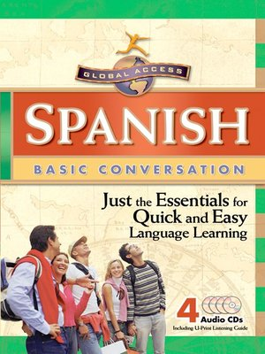 cover image of Global Access Spanish Basic Conversation