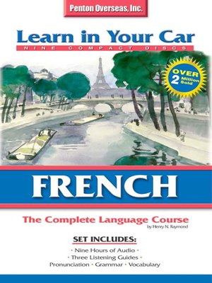 cover image of Learn in Your Car French Complete