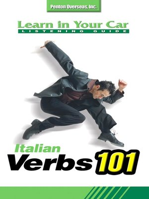 cover image of Learn in Your Car Italian Verbs 101