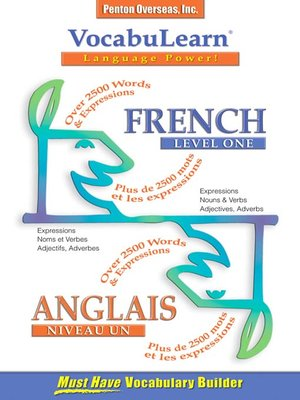 cover image of VocabuLearn® French Level One