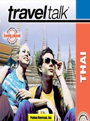 cover image of Traveltalk® Thai