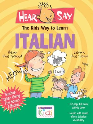 cover image of Hear-Say<sup>TM</sup> Italian