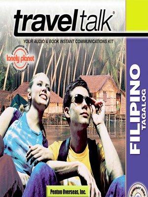cover image of Traveltalk® Filipino Tagalog