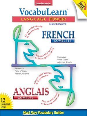 cover image of VocabuLearn® French Complete