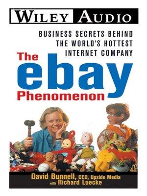 cover image of The eBay Phenomenon