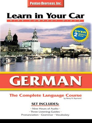 cover image of Learn in Your Car German Complete