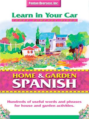 cover image of Home & Garden Spanish