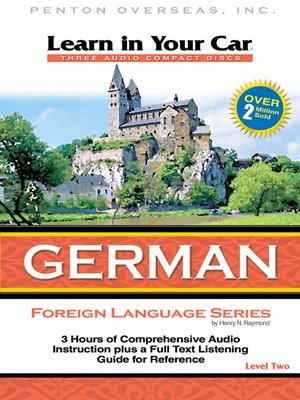 cover image of Learn in Your Car German Level Two