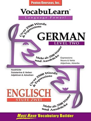 cover image of VocabuLearn® German Level Two