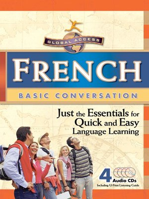 cover image of Global Access French Basic Conversation