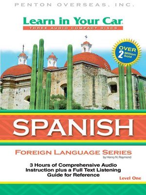 cover image of Learn in Your Car Spanish Level One