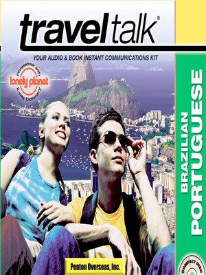 cover image of Traveltalk® Brazilian Portuguese